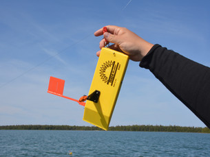 Releasing In Line Planer Boards
