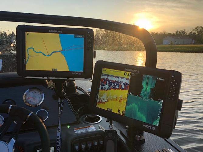 Powering HD Sonar, GPS & Video Units
