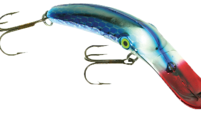 Honorable Mention Walleye Baits