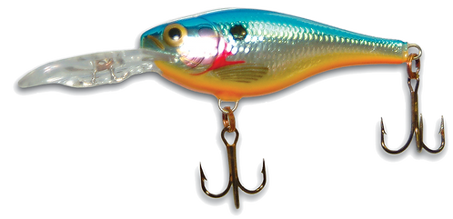 Rapala Suspending Shad Rap SRRS5 Sticker
