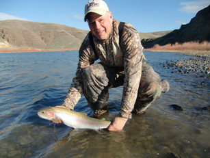 Proven Techniques For Hot Winter Steelhead Fishing