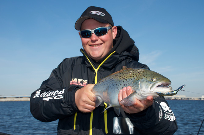 Trolling Reels, A Word On Size & Style