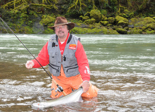 Drift Fishing Winter Steelhead in Rivers