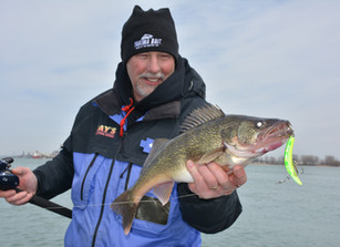Walleye Tricks for Ole School Wobblers