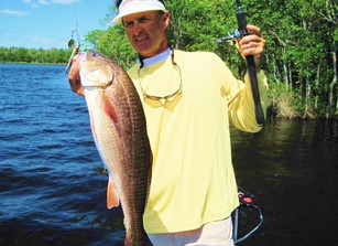 Redfish On The Rise
