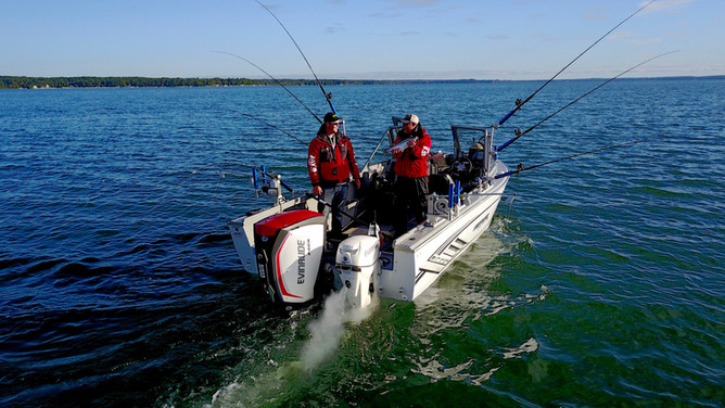 A New Breed Of Great Lakes Fishermen