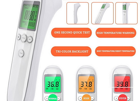 Termómetro digital infrarrojo 2
