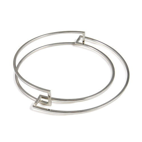 Parallel Puzzle Bangle