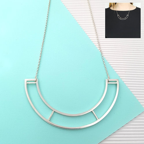 SALE: Large Parallel Necklace