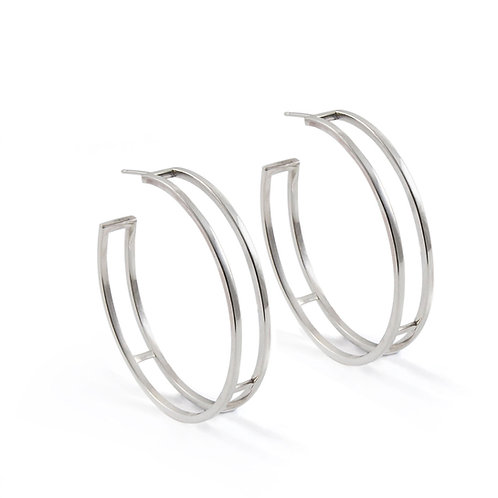SALE: Large Parallel Hoops