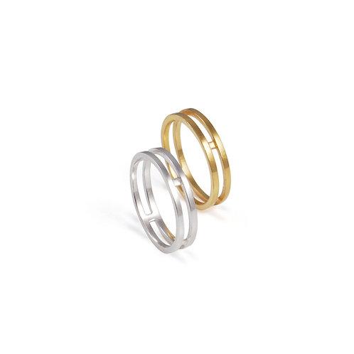 Parallel Rings