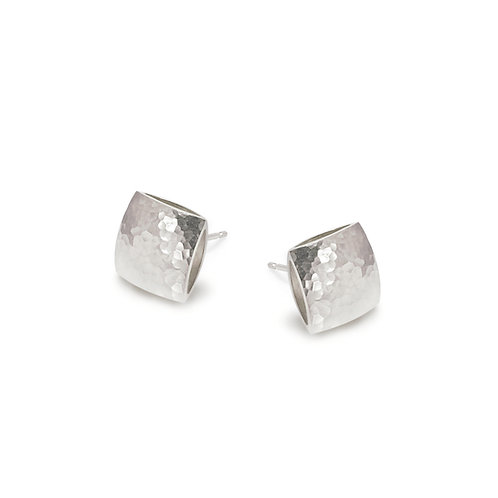 Pillow Stud Earrings