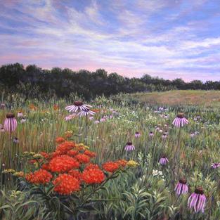 Midwest Prairie Paintings