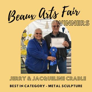 Best in Metal Sculpture