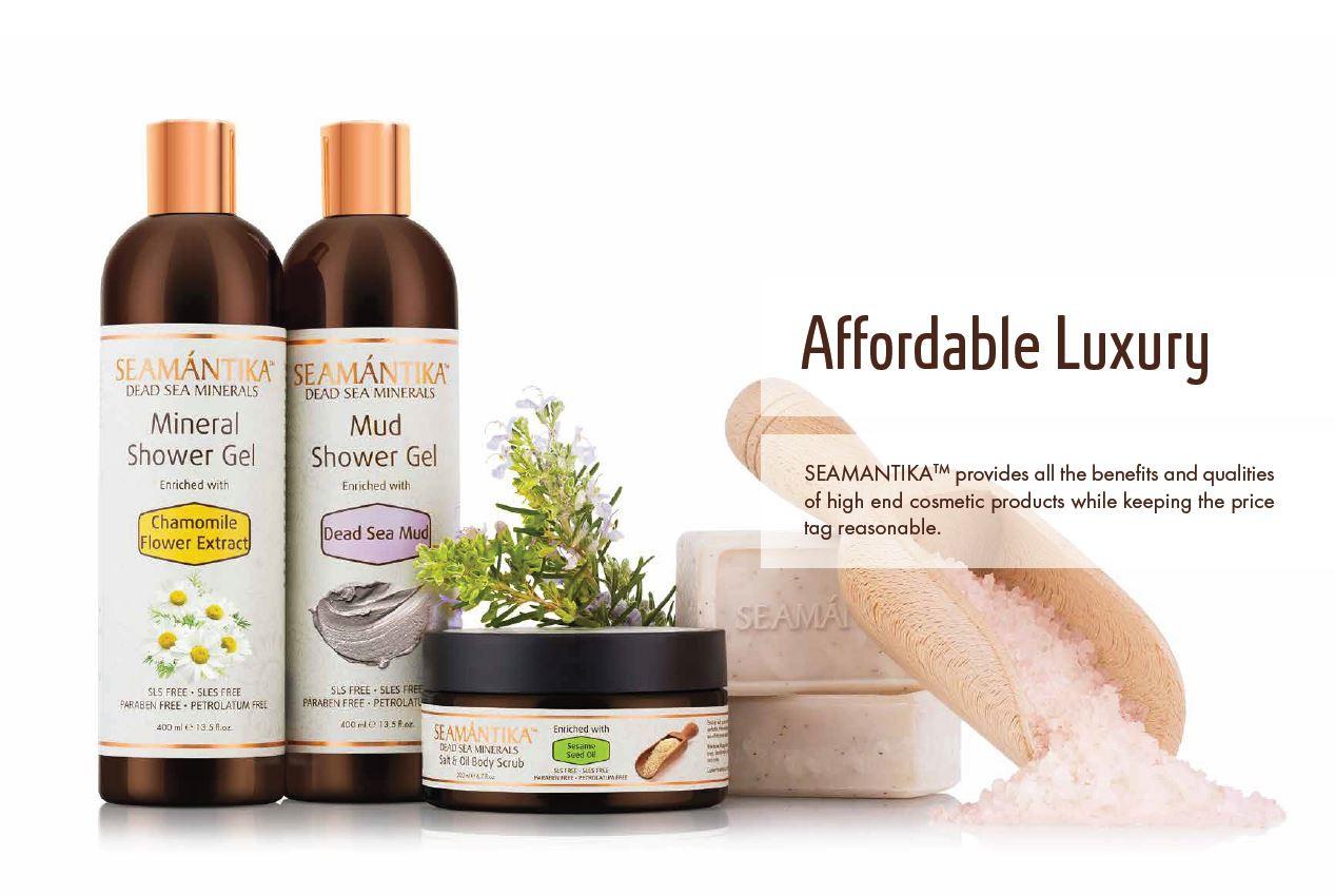Erschwinglicher Luxus für natürliche Schönheit