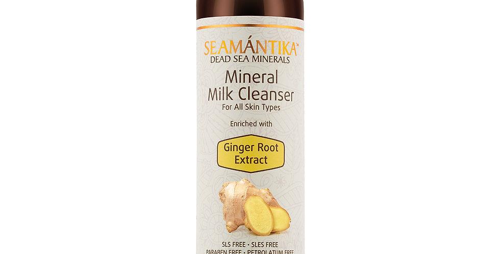 Mineral Milk Cleanser - Reinigungsmilch mit Ingwer-Extrakt