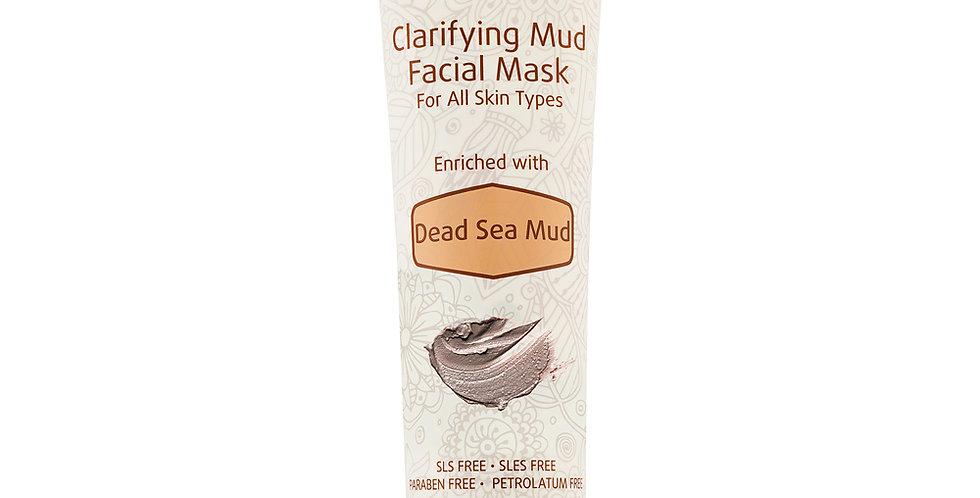 Clarifying Mud Facial Mask mit Schlamm aus dem Toten Meer