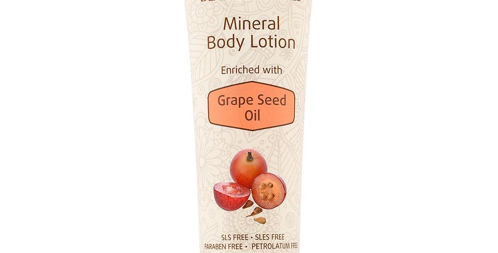 Mineral Body Lotion mit Traubenkernöl