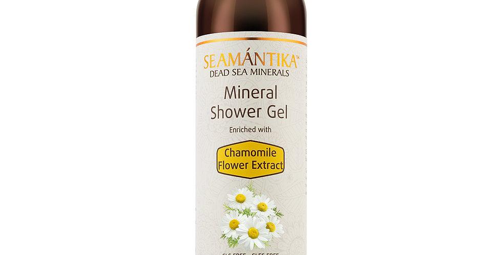 Mineral Shower Gel Kamillenblüten-Extrakt