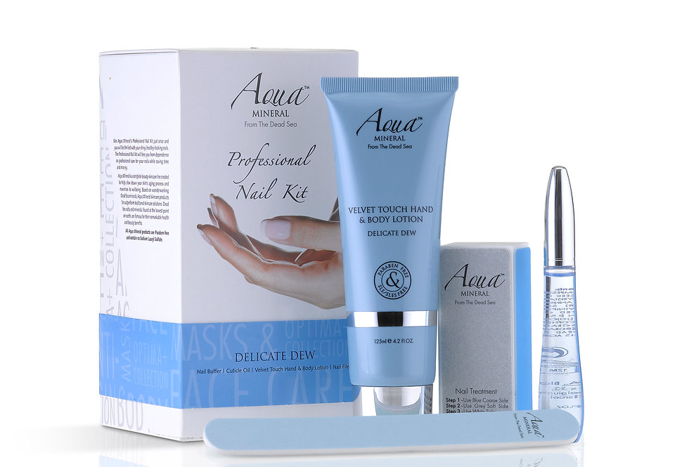 Professional Nail Kit Delicate Dew
