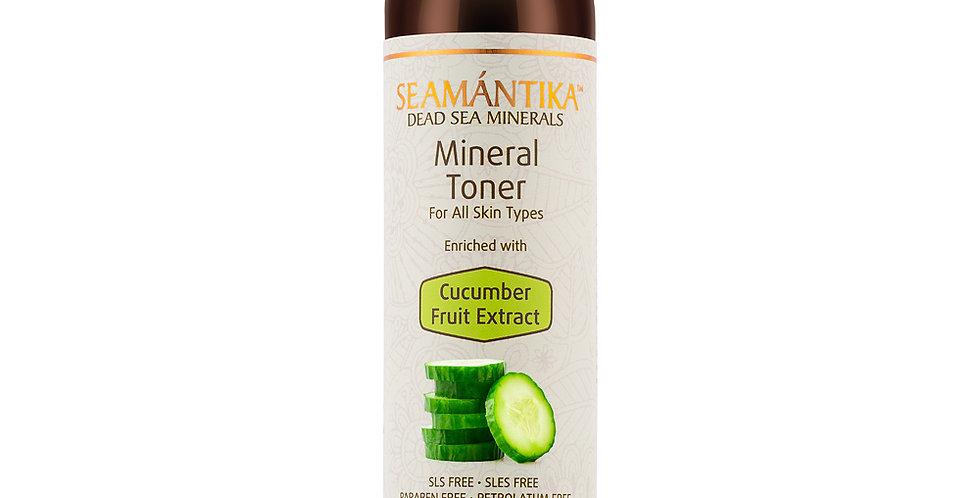 Mineral Toner - Gesichtstonic Gurken-Extrakt
