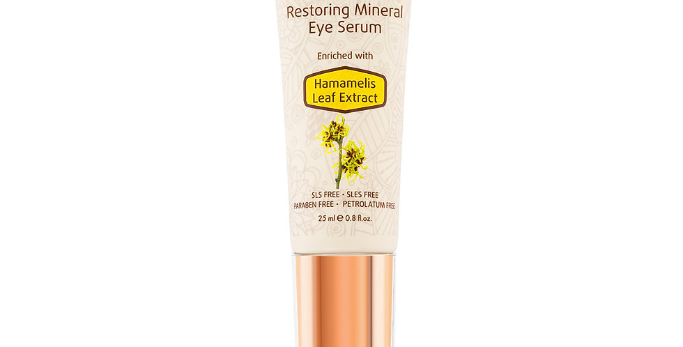 Restoring Mineral Eye Serum mit Hamamelis-Extrakt