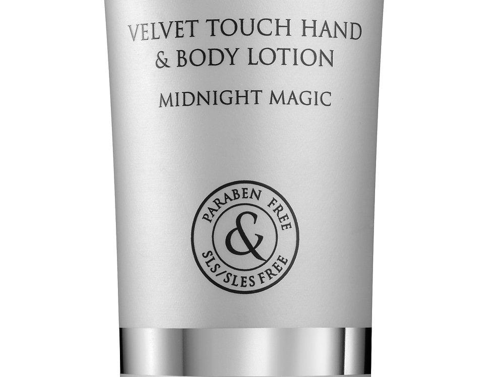 VELVET TOUCH HAND & BODY LOTION MIDNIGHT MAGIC