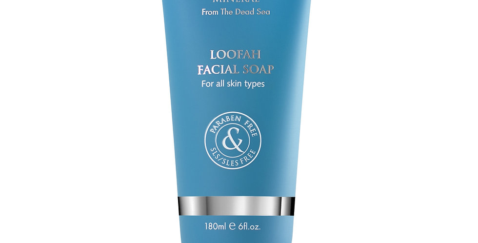 LOOFAH FACIAL SOAP