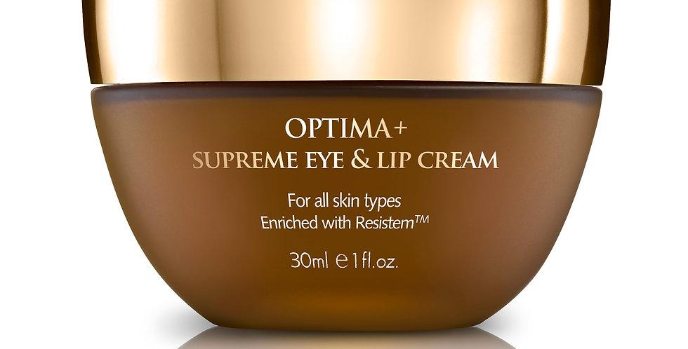 OPTIMA+ SUPREME EYE & LIP CREAM