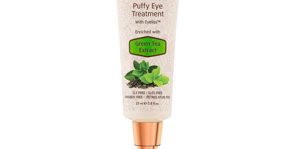 Mineral Puffy Eye Treatment - mit Grüntee-Extrakt