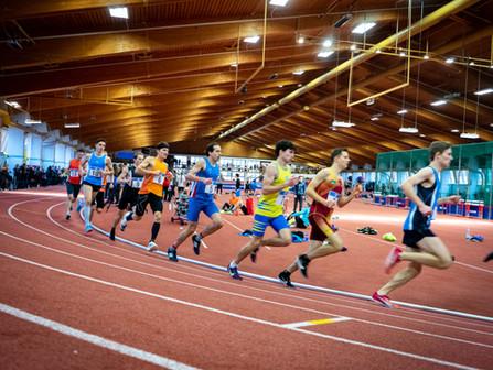3 000 m na dráze: Rychlost je základní předpoklad pro vytrvalost