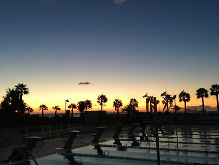 První soustředění na závodní sezónu 2020 (Fuerteventura)