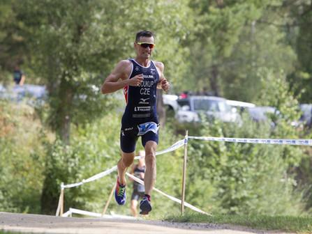 MČR v krátkém triatlonu Příbram: Vítěz je jenom jeden