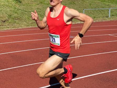 5 000 m v Nové Pace: Osobáky se lámou i po 14 letech