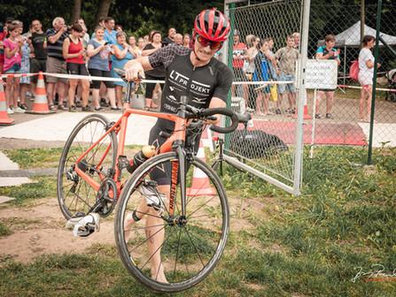 Hostěnický triatlon: Za 24 hodin toho stihneš hodně