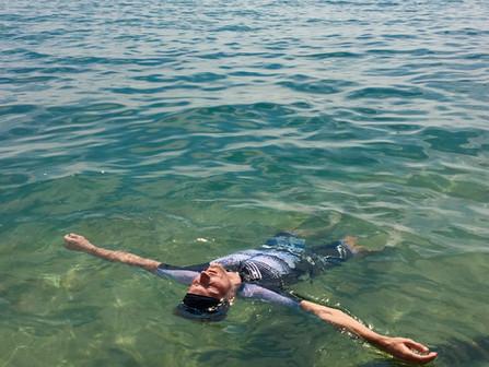 Triatlon Bardolino: Lago di Garda, sluníčko, pizza, ferraty a 2 hodiny bolesti