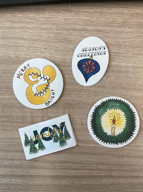 Winter Sticker Pack
