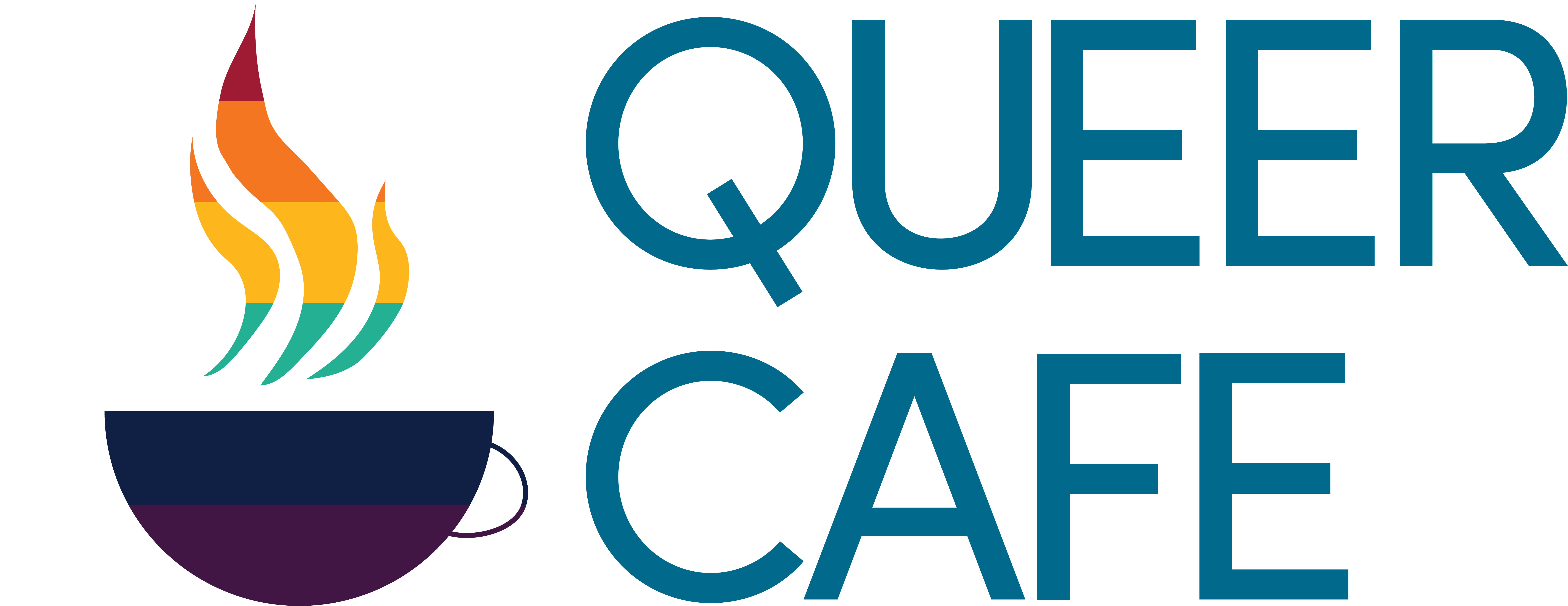 Official Queer Cafe Logo