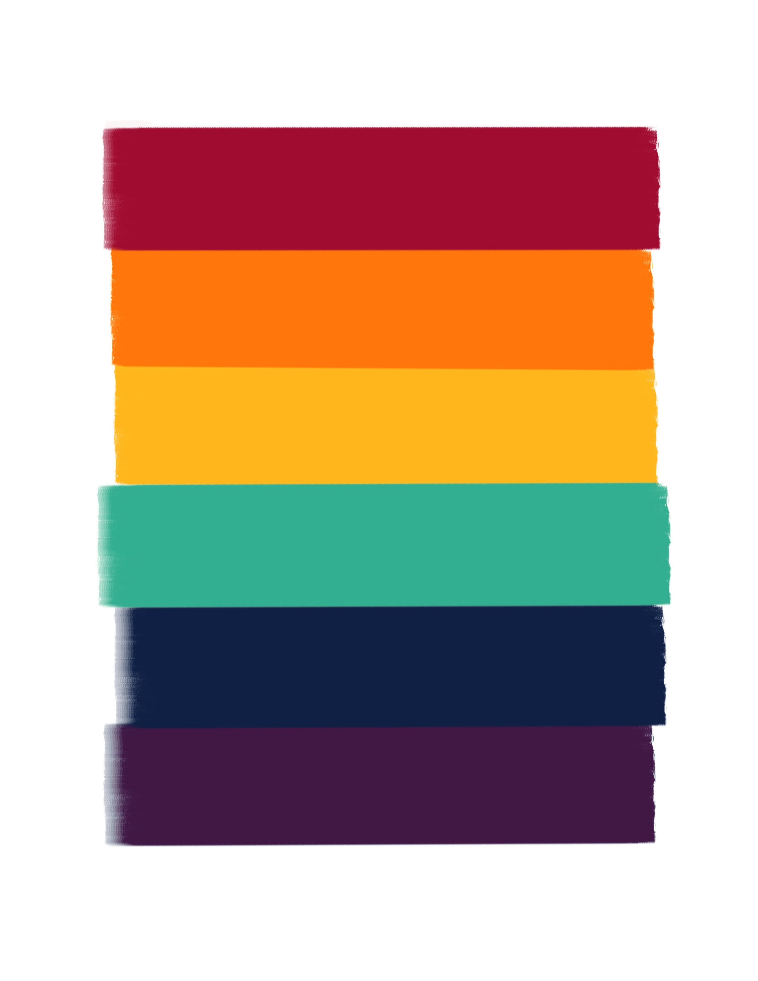 Branded Pride Colors