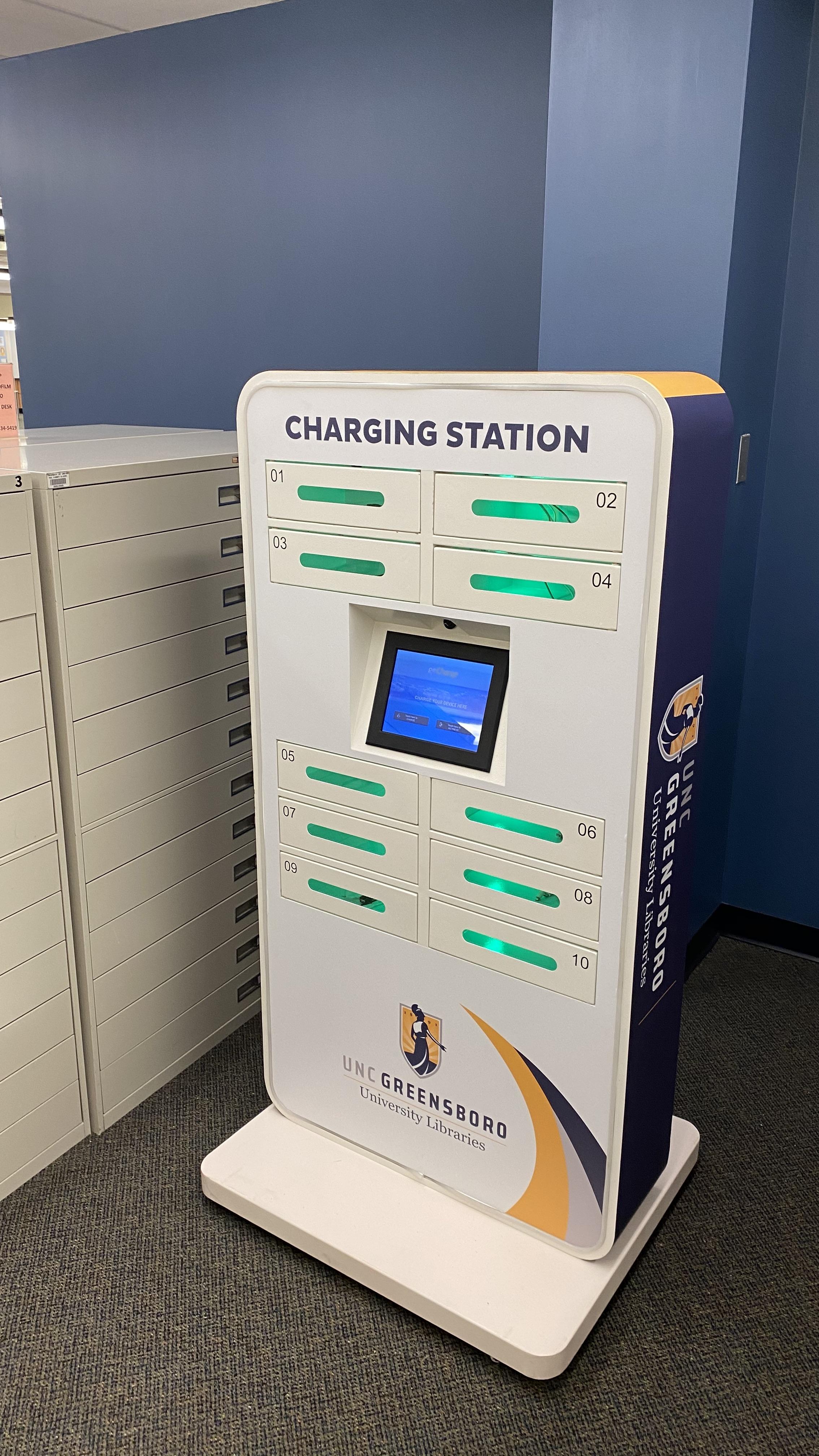 Charging Station IRL
