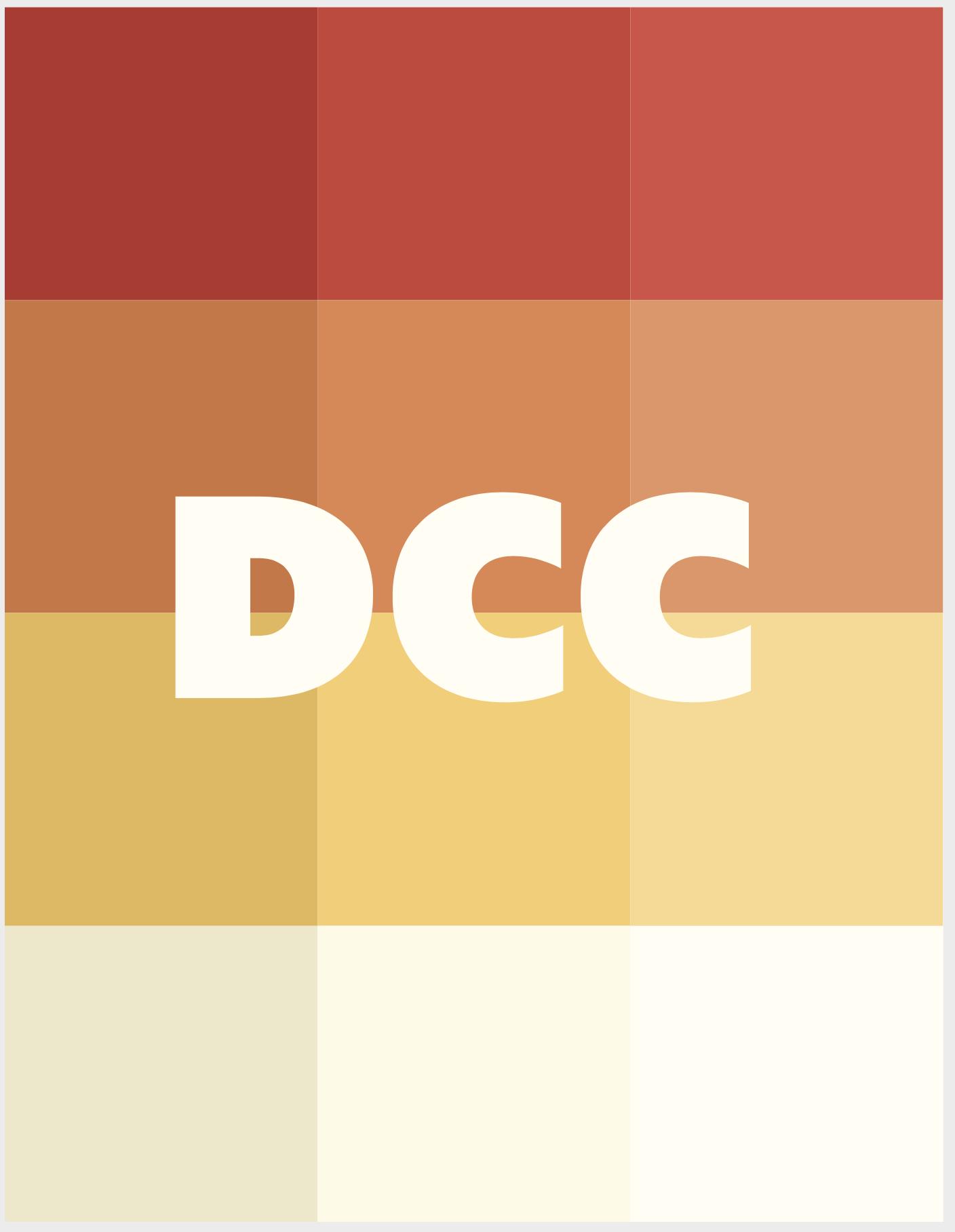 DCC Color Palette
