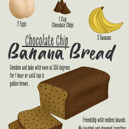Banana Bread // HH2011