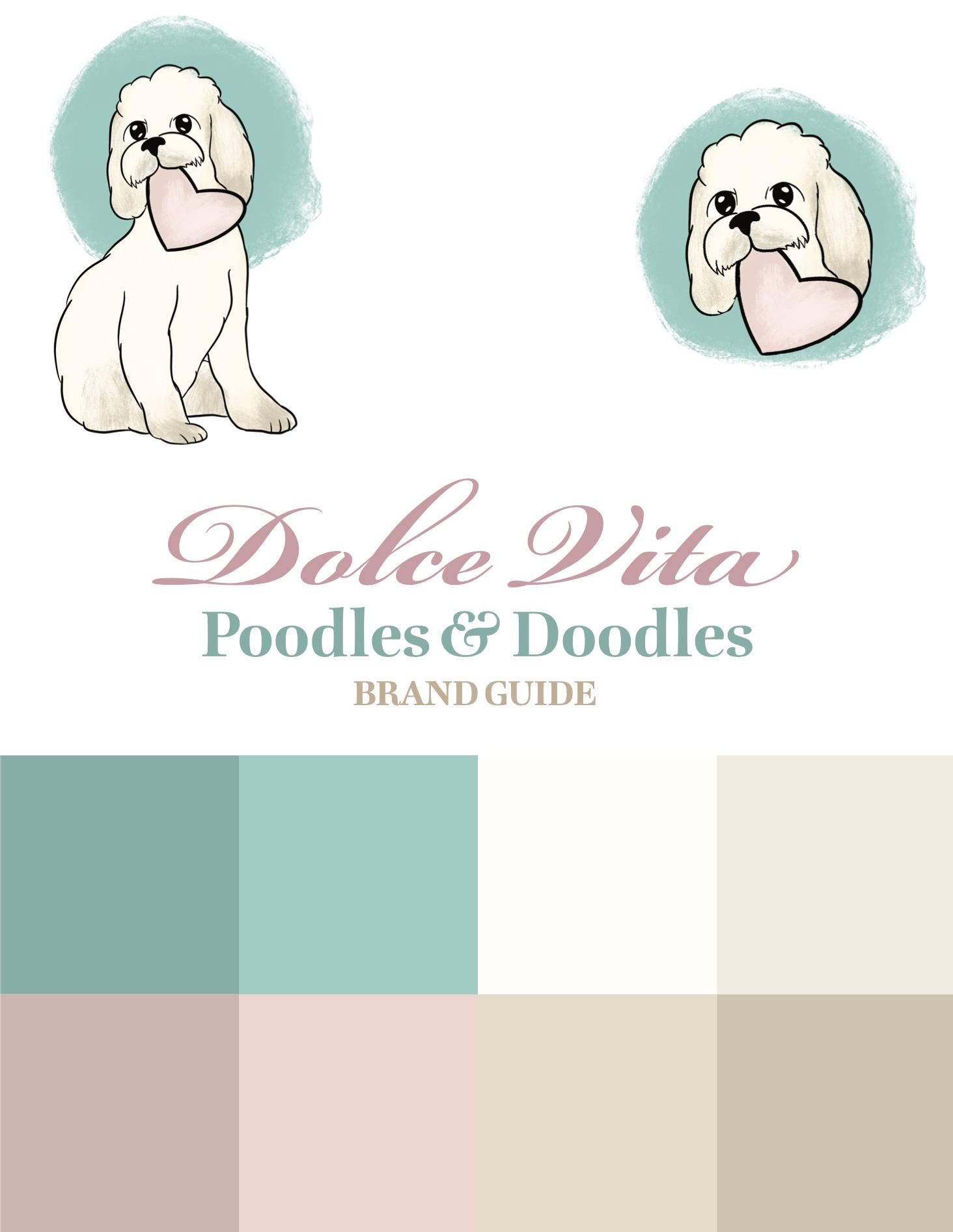 Dolce Vita Color Palette