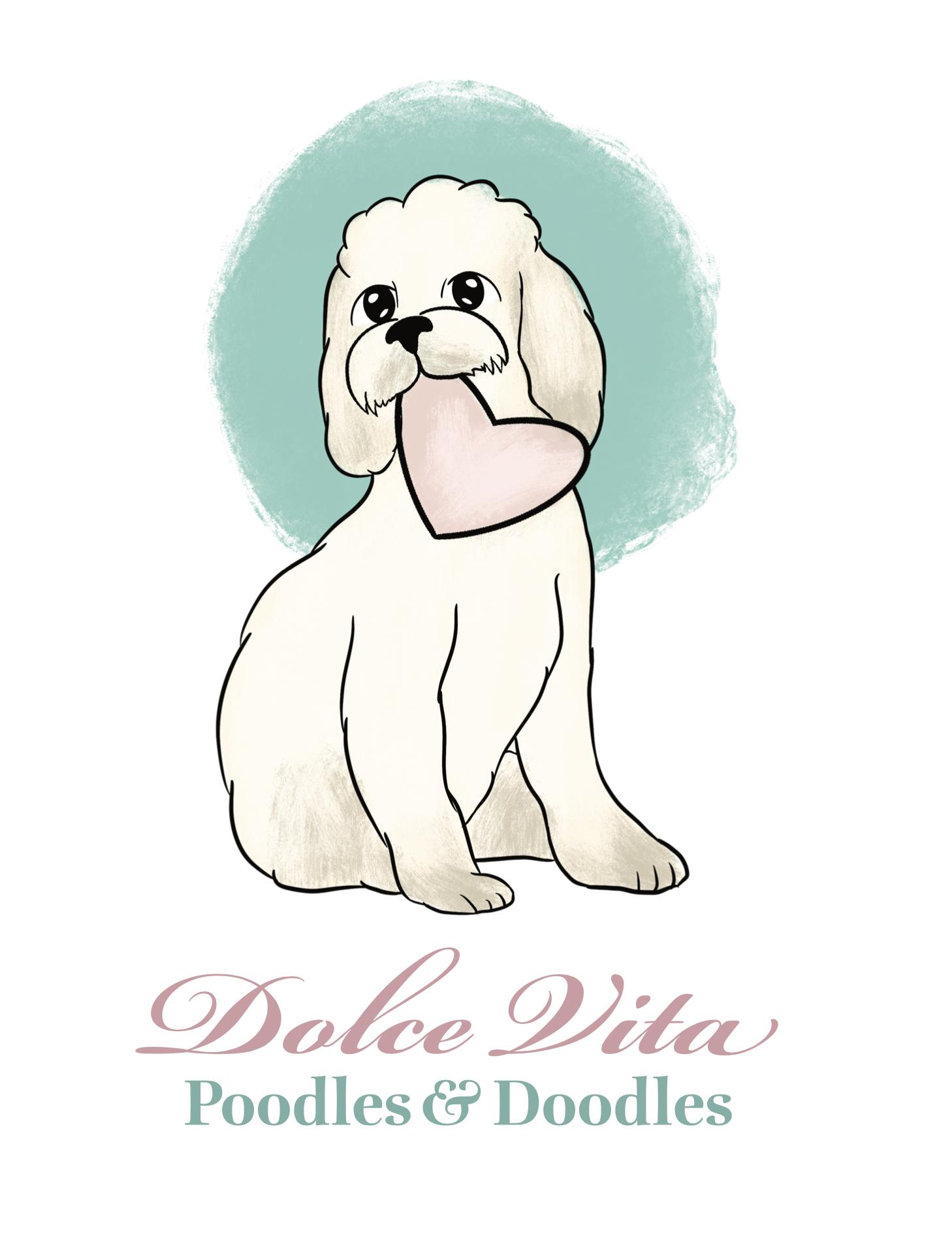 Dolce Vita Logo Example