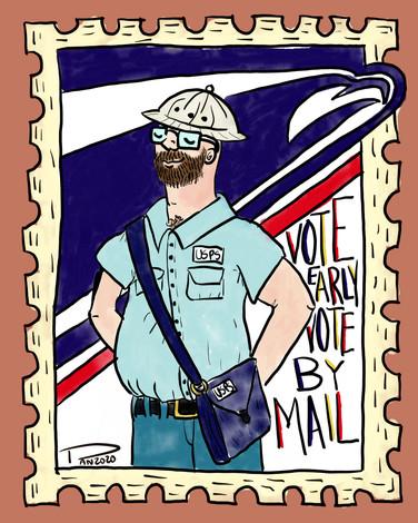 Postman Pan