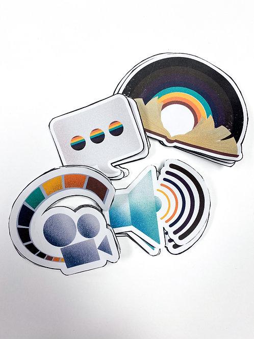 Pride Sticker Pack