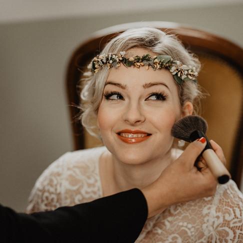 Das Getting-Ready der Braut - Vorfreude, Emotionen und die Liebe zum Detail