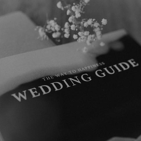 Wedding Guide und Brautpaarmappe - wie ich euch bei der Vorbereitung eurer Hochzeit helfen möchte...
