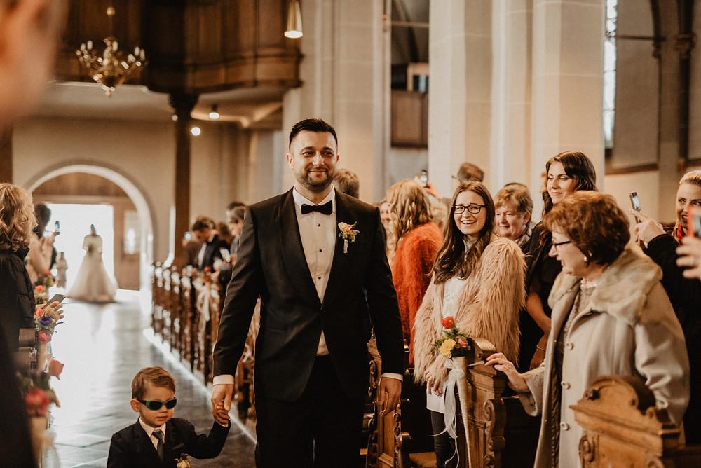 Hochzeit in der St. Peter Kirche in Rheinberg