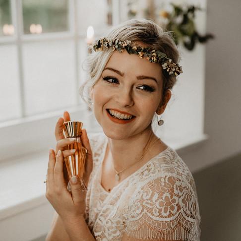Scandinavian Minimalism - Hochzeitsinspiration im modernen skandinavischen Stil aus dem Haus Runde